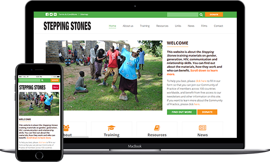 Stepping-Stones-responsive-website-mobile-tablet